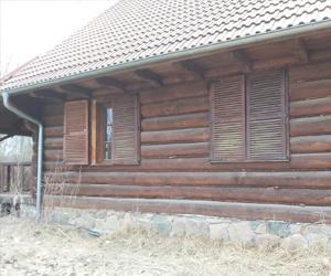 Czyszczenie imycie domów drewnianych
